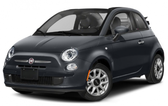 Fiat 500c Pop 2dr Cabrio 2019 Price in Ethiopia