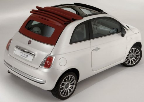 Fiat Fiat-500 C Price in Saudi Arabia