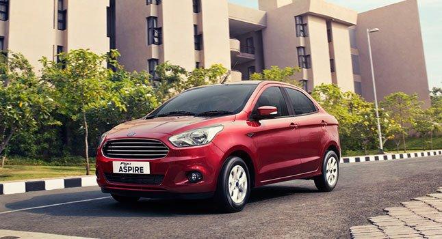 Ford Aspire 1.2 Titanium Plus P 2019 Price in Nigeria