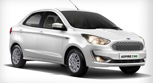 Ford Aspire 1.2 Trend Plus CNG 2019 Price in Indonesia