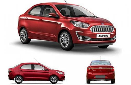 Ford Aspire 1.2 Trend Plus P 2019 Price in Kenya