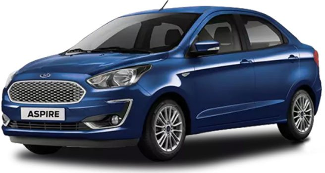 Ford Aspire 1.5 Titanium BLU D 2019 Price in Germany