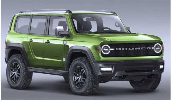 Ford Bronco 2021 Price In Dubai Uae Features And Specs Ccarprice Uae