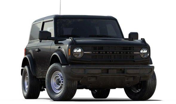 Ford Bronco 2021 Price In Qatar Features And Specs Ccarprice Qat