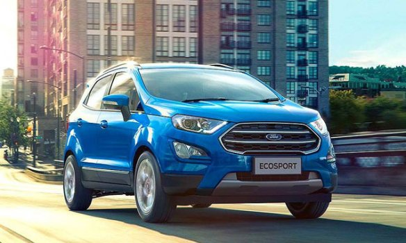 Ford EcoSport 1.5 Petrol Titanium 2019 Price in New Zealand