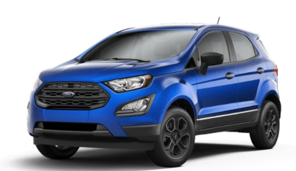 Ford EcoSport S 2018 Price in USA