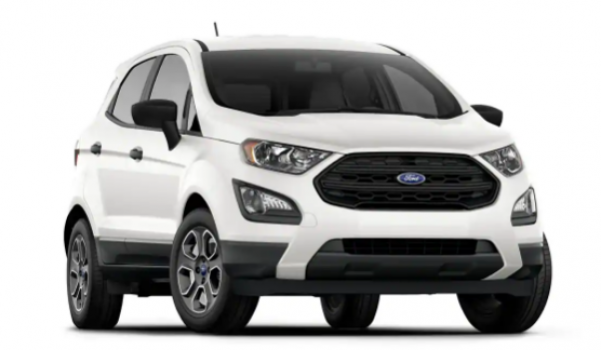 Ford EcoSport S 2019 Price in Pakistan