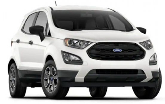 Ford EcoSport S FWD 2020 Price in Japan