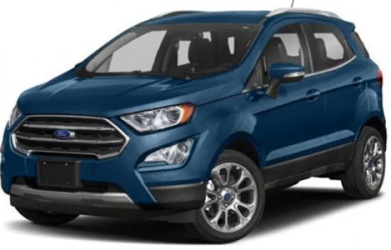 Ford EcoSport SE 4WD 2020 Price in Europe