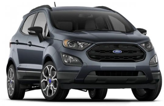 Ford EcoSport SES 2019 Price in Indonesia
