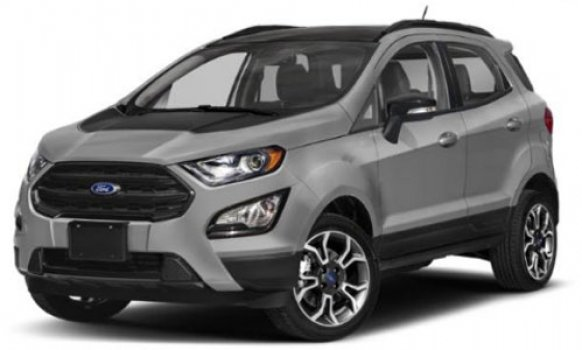 Ford EcoSport SES 4WD 2020 Price in India