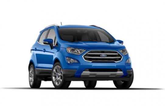 Ford EcoSport Titanium 2018 Price in Pakistan