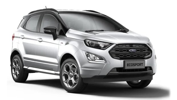 Ford EcoSport Titanium 4WD 2021 Price in Japan