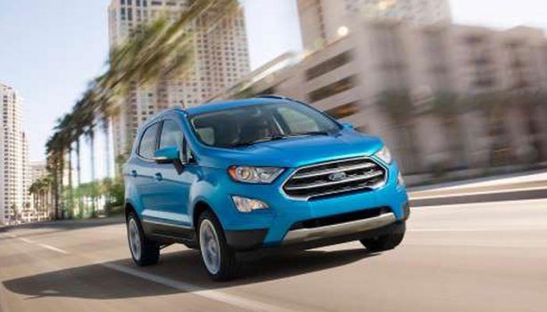 Ford EcoSport Titanium AWD 2019 Price in Hong Kong