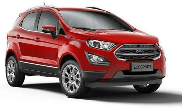 Ford EcoSport Titanium Plus D 2019 Price in Pakistan