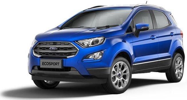 Ford EcoSport Titanium Plus P 2019 Price in Pakistan