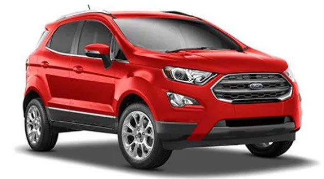 Ford EcoSport Trend D 2019 Price in Russia