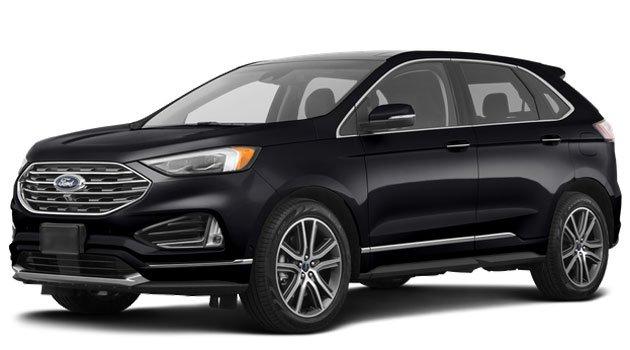 Ford Edge SE 2020 Price in Canada