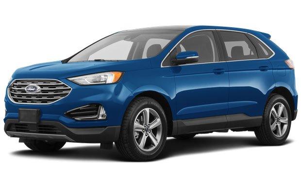 Ford Edge SEL AWD 2020 Price in Kenya
