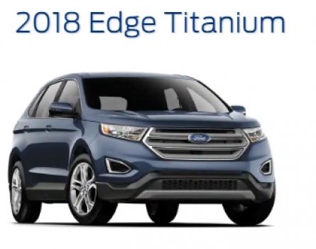 Ford Edge Titanium 2018 Price in Malaysia