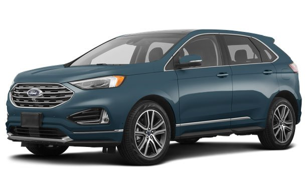 Ford Edge Titanium 2020 Price in Canada