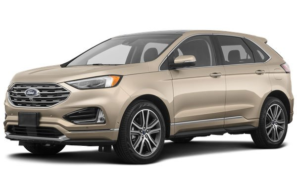 Ford Edge Titanium AWD 2020 Price in Afghanistan