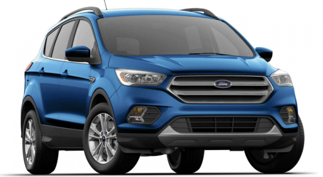 Ford Escape SEL 2019 Price in India