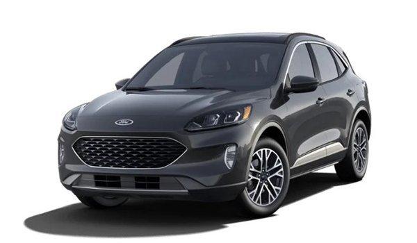 Ford Escape SEL FWD 2021 Price in Pakistan