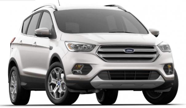 Ford Escape Titanium 2019 Price in Afghanistan