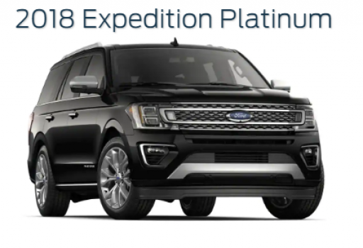 Ford Expedition Platinum 2018 Price in South Africa
