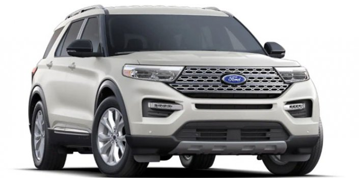 Ford Explorer Limited 2020 Price in Germany