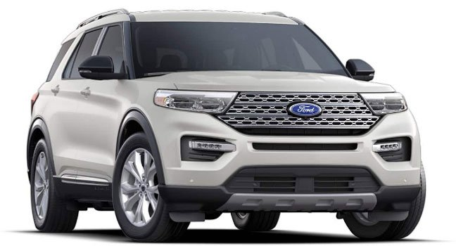 Ford Explorer Limited 4WD 2020 Price in Indonesia