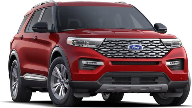 Ford Explorer Platinum 2020 Price in Macedonia