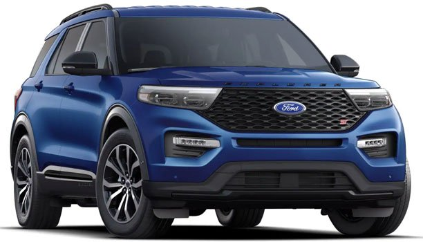 Ford Explorer St 2020 Price In Indonesia Features And Specs Ccarprice Idn