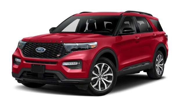 Ford Explorer ST 4WD 2021 Price in Oman