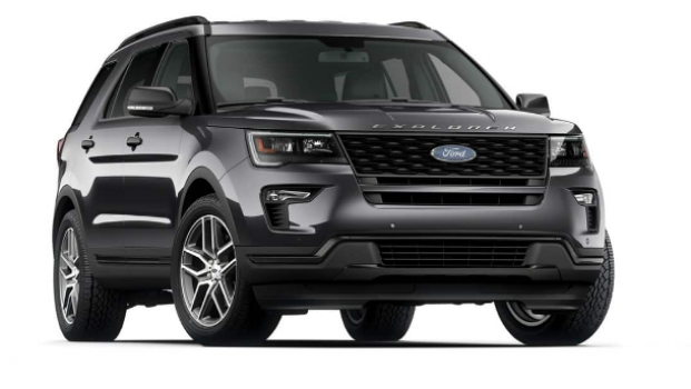 Ford Explorer Sport 2019 Price in South Africa