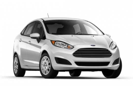 Ford Fiesta S Sedan Price in Hong Kong