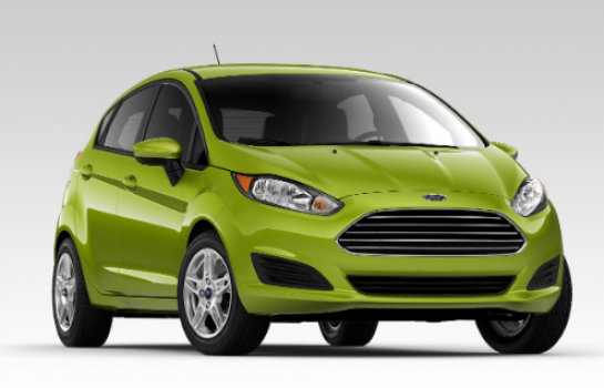 Ford Fiesta SE Hatch Price in Nigeria