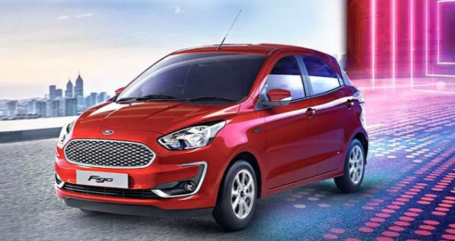 Ford Figo 1.2 Ambiente Price in Romania