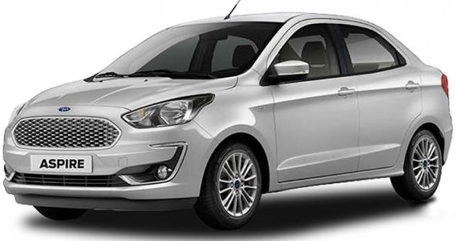 Ford Figo Aspire 1.5D Titanium Plus MT 2019 Price in China