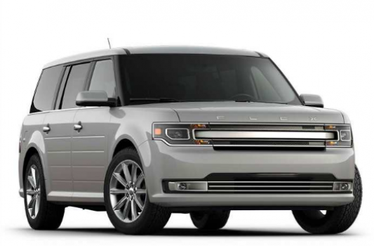 Ford Flex Limited 2018 Price in Canada
