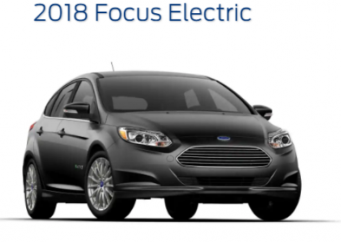 Ford Focus Electric 2018 Price in Bangladesh