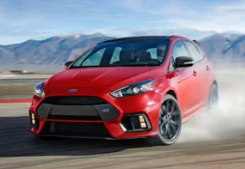 Ford Focus RS Hatchback 2018 Price in Pakistan