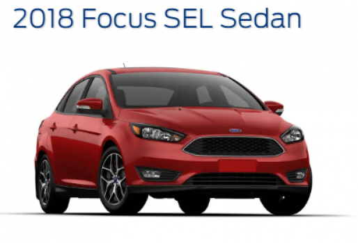Ford Focus SEL Sedan 2018 Price in Hong Kong