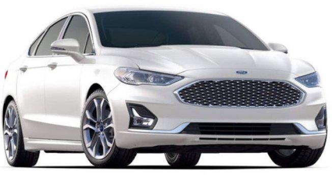Ford Fusion Hybrid Titanium 2020 Price in Kenya