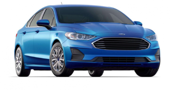 Ford Fusion S 2019 Price in Pakistan