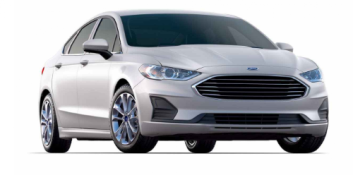 Ford Fusion SE 2019 Price in Japan