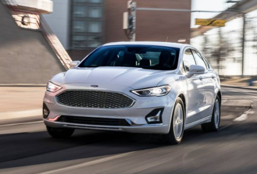 Ford Fusion SEL 2019 Price in Pakistan