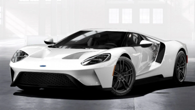 Ford GT 2019 Price in Russia