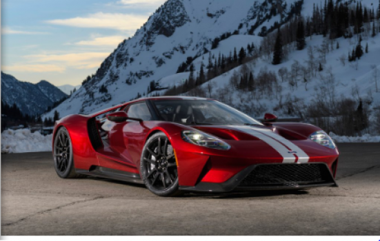 Ford GT Coupe 2018 Price in Canada